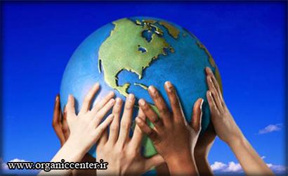 کشاورزی زیستی(ارگانیک)پایداری محیط زیست